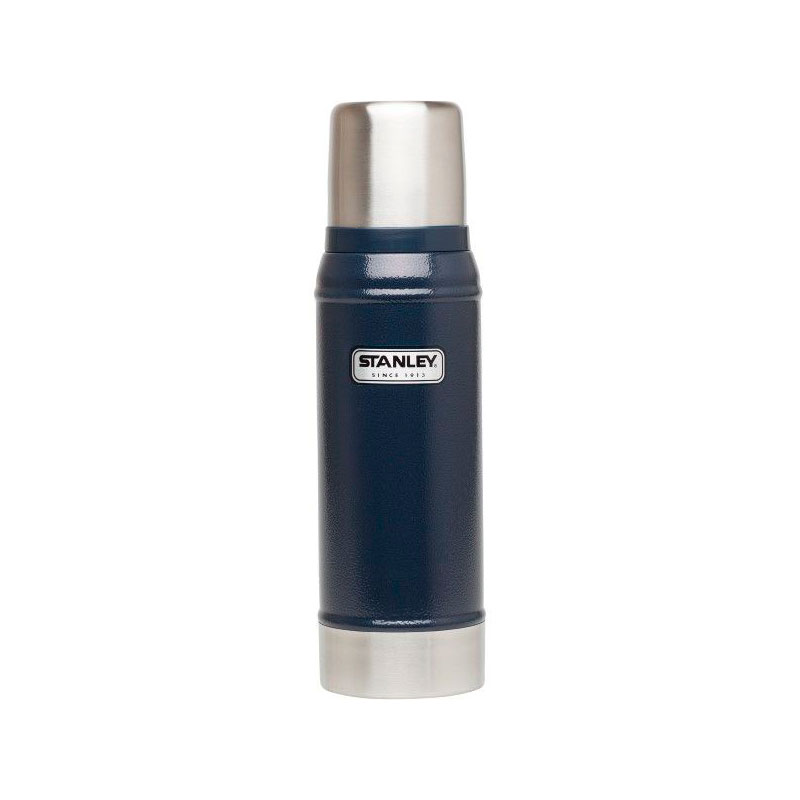 Термос STANLEY Classic Vacuum Insulated Bottle (0,75 л) Blue