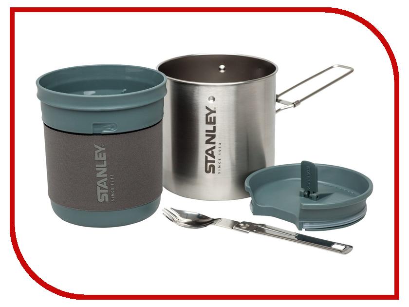 Посуда Stanley Mountain Steel 10-01856-002 - набор 10 01563 008 stanley