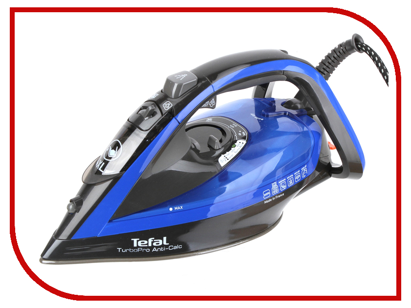 Утюг Tefal FV5648 ideal lux спот ideal lux flap ap1 round nero