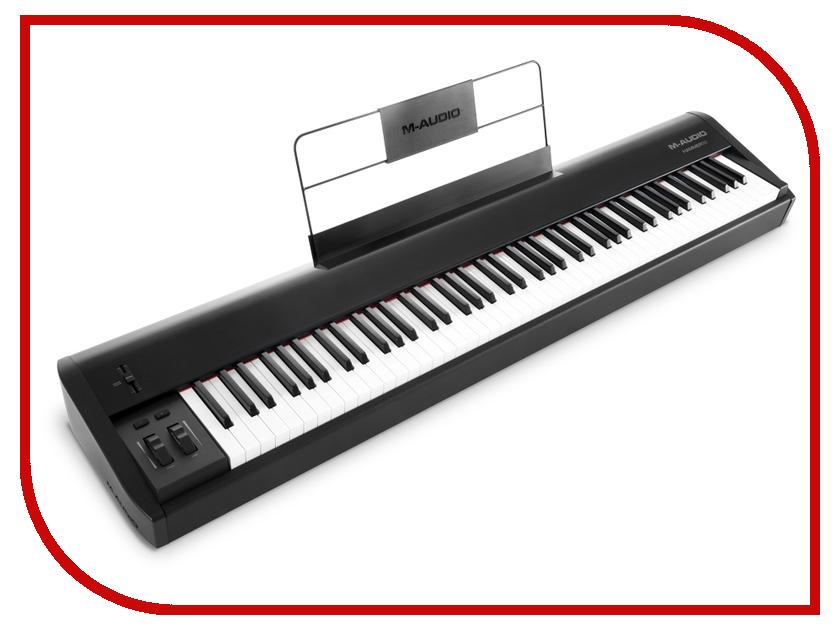 MIDI-клавиатура M-Audio Hammer 88 bx6 carbon m audio
