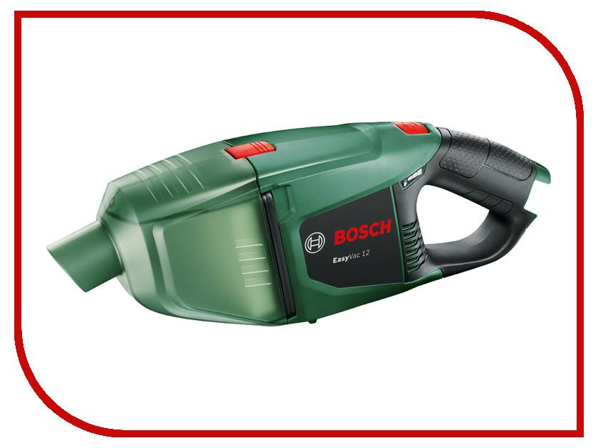 Пылесос Bosch EasyVac 12 06033d0001 пылесосы bosch пылесос bosch bsgl32180 2100вт красный