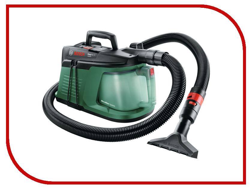 Пылесос Bosch EasyVac 3 пылесосы bosch пылесос bosch bsgl32180 2100вт красный