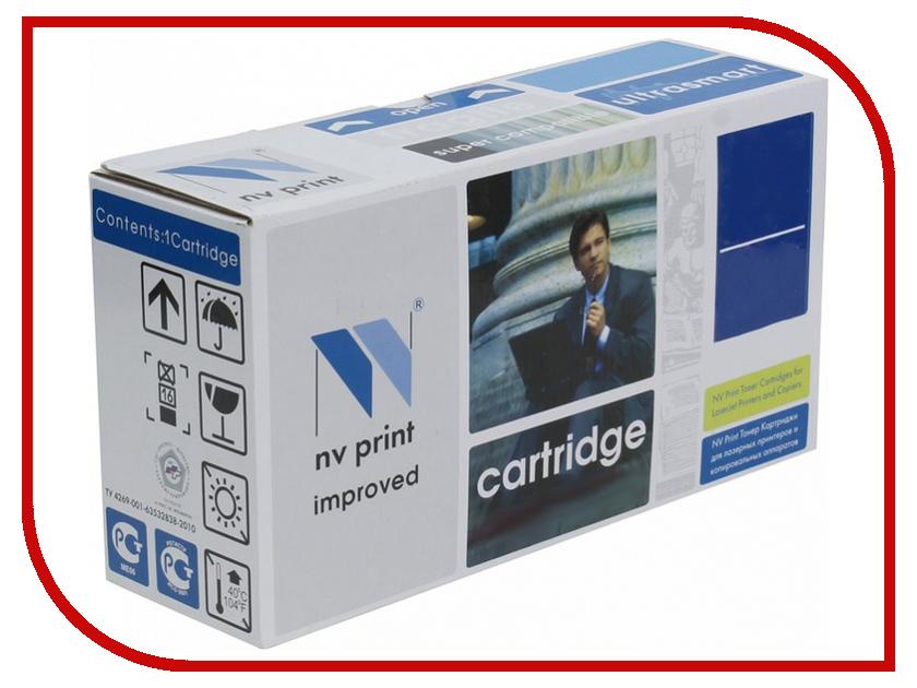 Картридж NV Print Black для LaserJet Color M551n/M551xh/M551dn/M570dn/M570dw/M575dn/M575f/M575c 11000k NV-CE400XBk картридж nv print ce255a для hp lj p3015