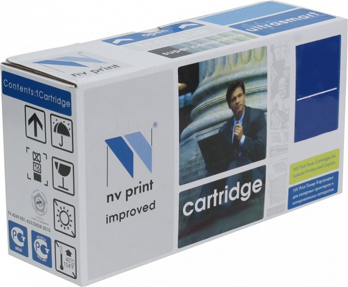 Картридж NV Print (схожий с Samsung CLT-C406S) Cyan для CLP-360/365/368/CLX-3300/3305 1000k NV-CLTC406SC картридж samsung clp 360 365 368 clx 3300 3305 clt k406s see