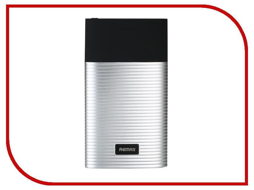 Аккумулятор Remax Perfume RPP-27 10000mAh Silver-Black 66623