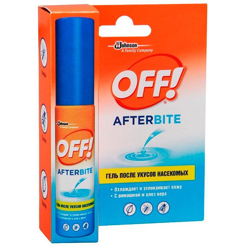Средство защиты от комаров SC Johnson Off! After-Bite 25ml 23980
