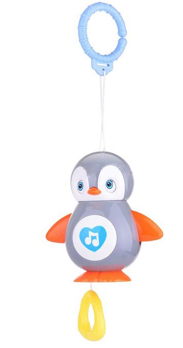 Игрушка S+S toys Музыкальная подвеска Бамбини 961002 подвеска музыкальная ks kids пчелка ка10503