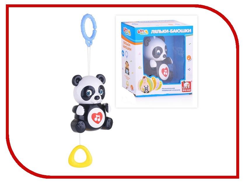 Игрушка S+S toys Музыкальная подвеска Бамбини 961003 s s toys 80083ear военный внедорожник
