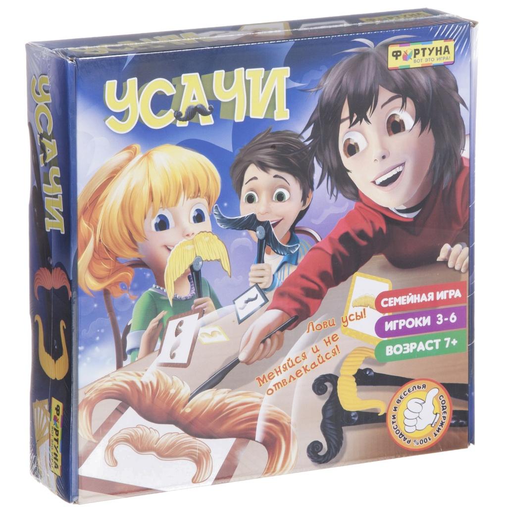 Настольная игра Фортуна Усачи Ф77076
