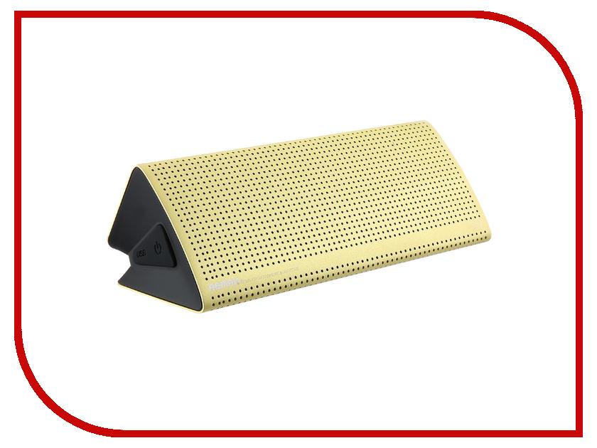 купить  Колонка Remax RB-M7 Yellow  онлайн