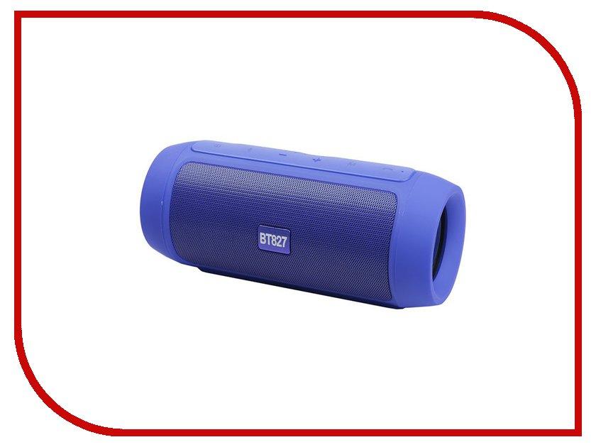 Колонка Activ BT827 Blue 65921 бутылка self bt 002 2 2l blue