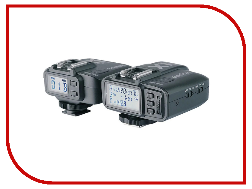 Радиосинхронизатор Godox X1N for Nikon GOTTLX1N