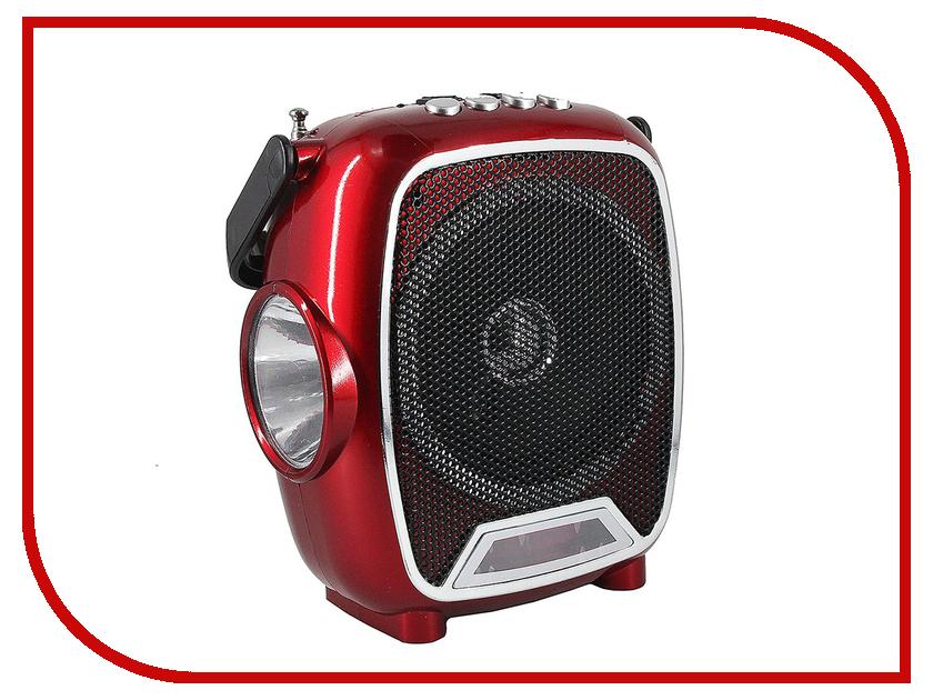 Колонка Activ RS-606U Red 60178