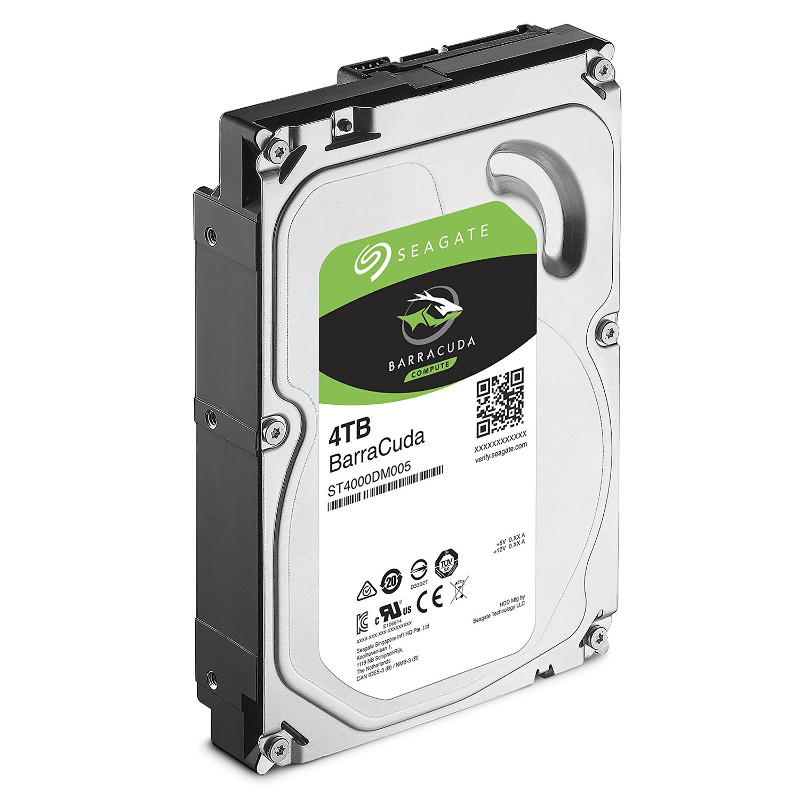 Жесткий диск Seagate Barracuda 4Tb ST4000DM004