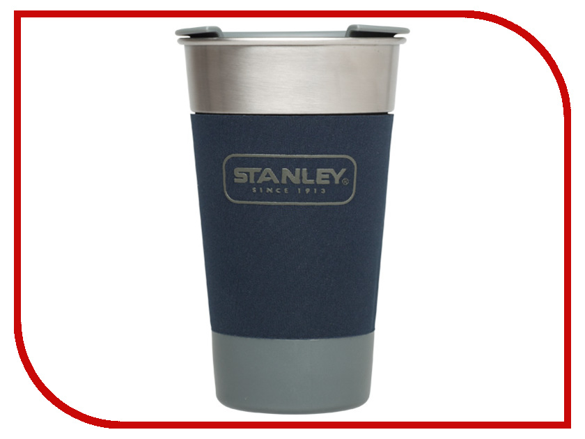 Термокружка Stanley Adventure 470ml Blue 10-01703-007