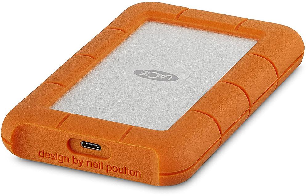 Жесткий диск LaCie Rugged 2Tb STFR2000800