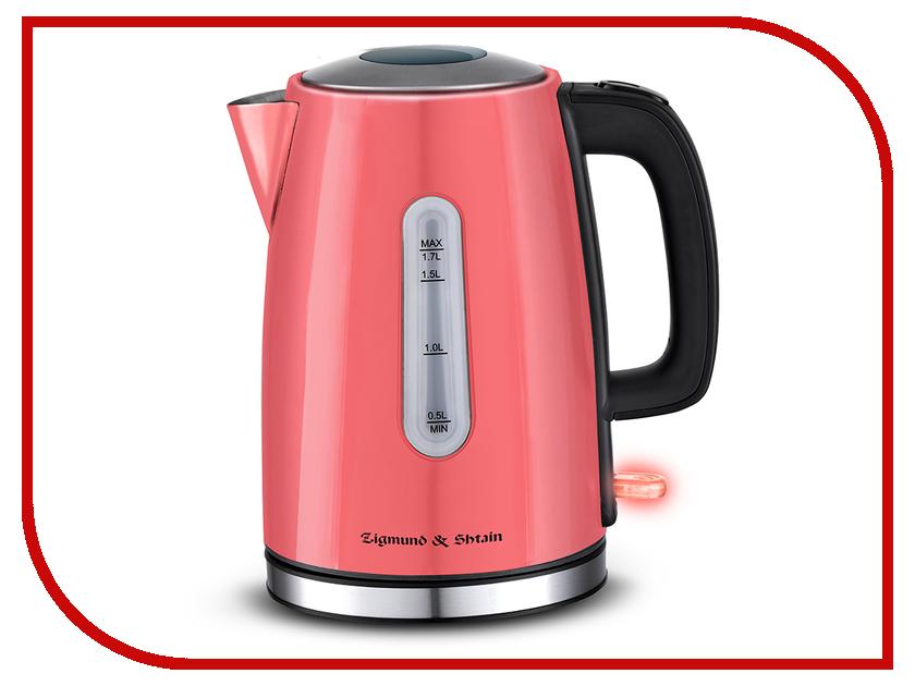 Чайник Zigmund & Shtain KE-712 чайник электрический ke 317psw