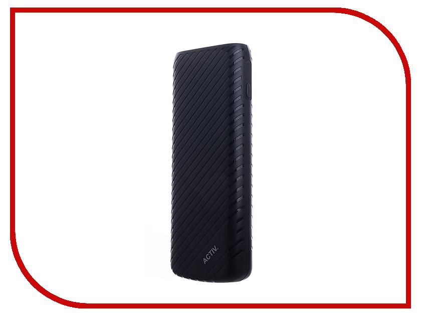 Аккумулятор Activ Fresh Line A151-02 10000mAh Black 64048