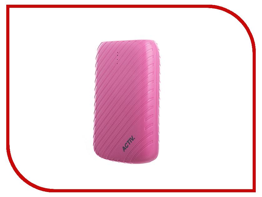 Аккумулятор Activ Fresh Line A151-02 6000mAh Pink 64034