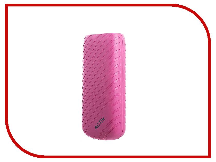 Аккумулятор Activ Fresh Line A151-02 4000mAh Pink 64026