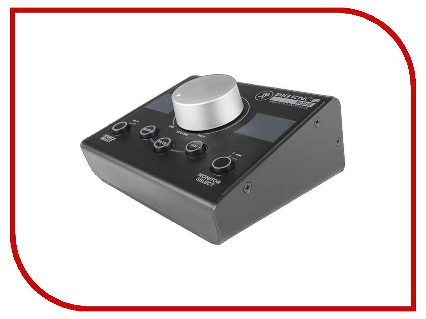 Мониторный контроллер Mackie Big Knob Passive