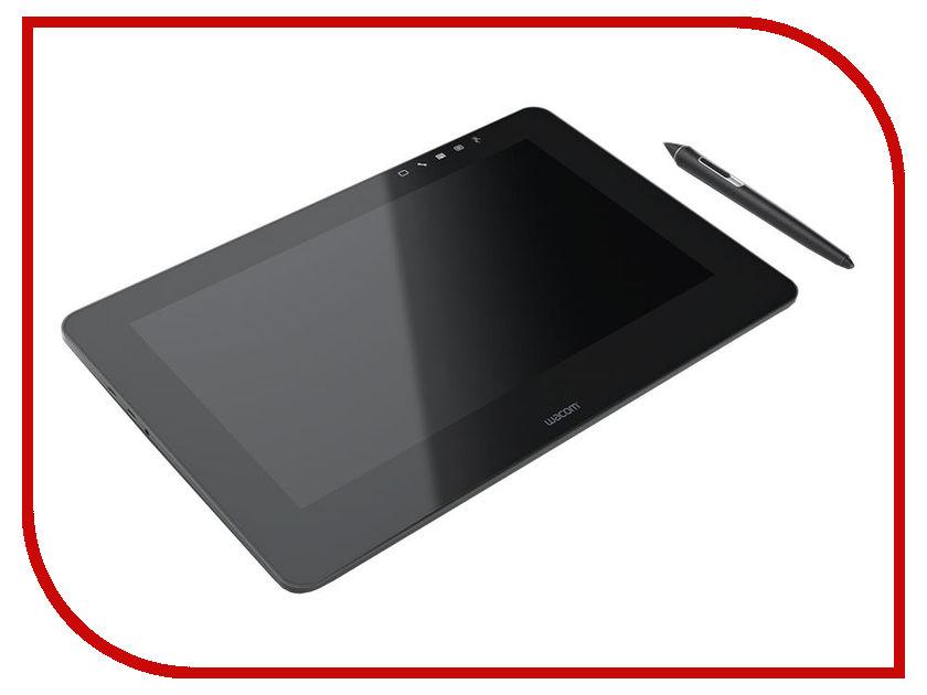 Графический планшет Wacom Cintiq Pro 13 DTH-1320-EU wacom intuos photo pt s black графический планшет cth 490pk n
