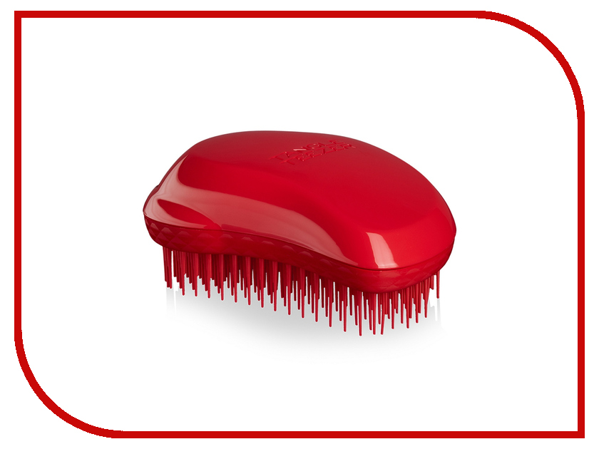 Расческа Tangle Teezer Thick & Curly Salsa Red