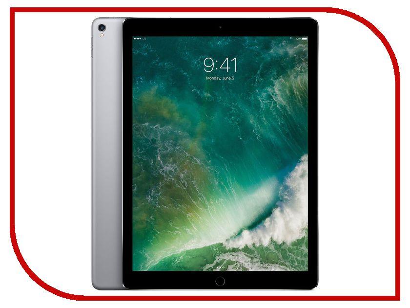 Планшет APPLE iPad Pro 2017 12.9 256Gb Wi-Fi + Cellular Space Grey MPA42RU/A планшеты apple планшет ipad wi fi cellular 32gb space grey 2017