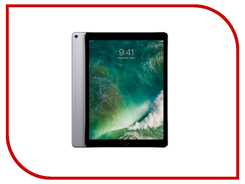Планшет APPLE iPad Pro 2017 12.9 512Gb Wi-Fi + Cellular Space Grey MPLJ2RU/A планшеты apple планшет ipad wi fi cellular 32gb space grey 2017