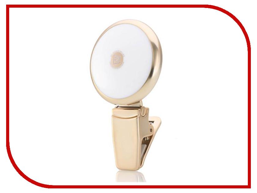 Гаджет Вспышка Remax Selfie spot light Gold 68886