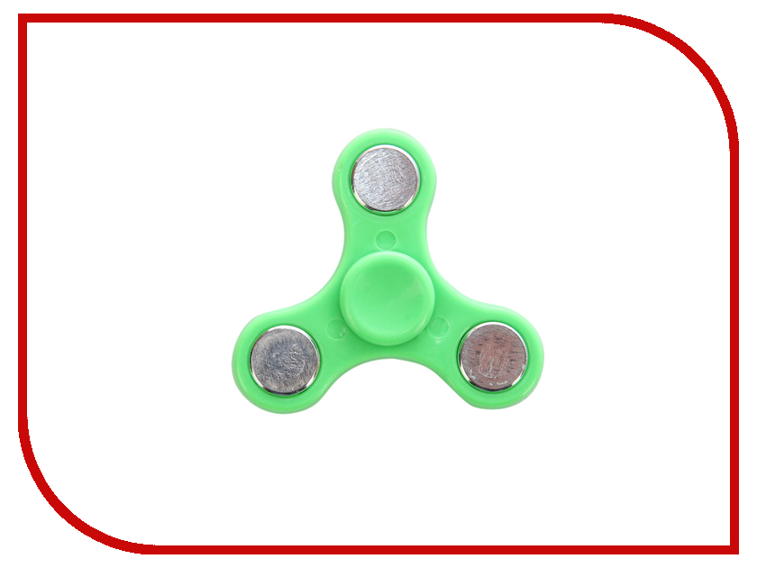 Спиннер Zibelino Kinder 3 Green SZ-KDR3-GRN