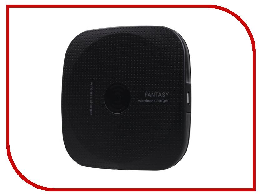 Зарядное устройство Activ QI Wireless Fantasy Black 64611 зарядное устройство activ medium 3g 1000ma white 47059