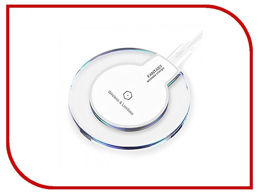 беспроводные 64614  Зарядное устройство Activ QI Wireless Fantasy Glass White 64614