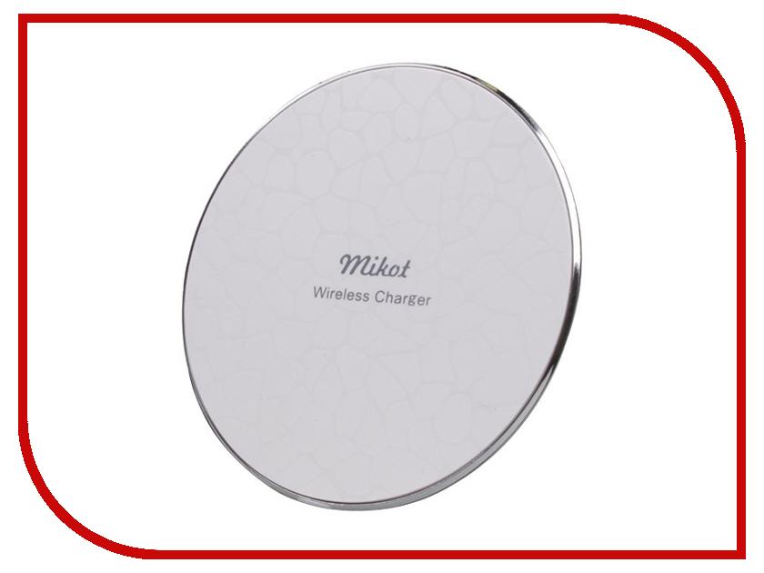Зарядное устройство Activ QI Wireless Mikot White 64610