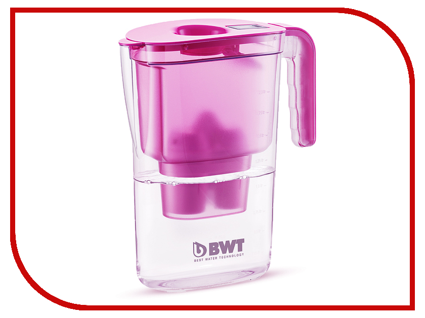 Фильтр для воды BWT Vida Pink фильтр для воды bwt в251р00 penguin
