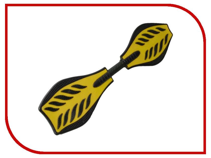 Скейт Waveboard Yellow