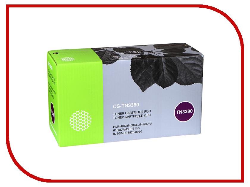 Картридж Cactus Black для HL-5440D/5450DN/5470DW/6180DW/DCP8110/8250/MFC-85 CS-TN3380<br>