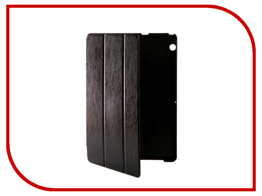 Аксессуар Чехол Huawei Media Pad T3 8 IT Baggage Black ITHWT3805-1