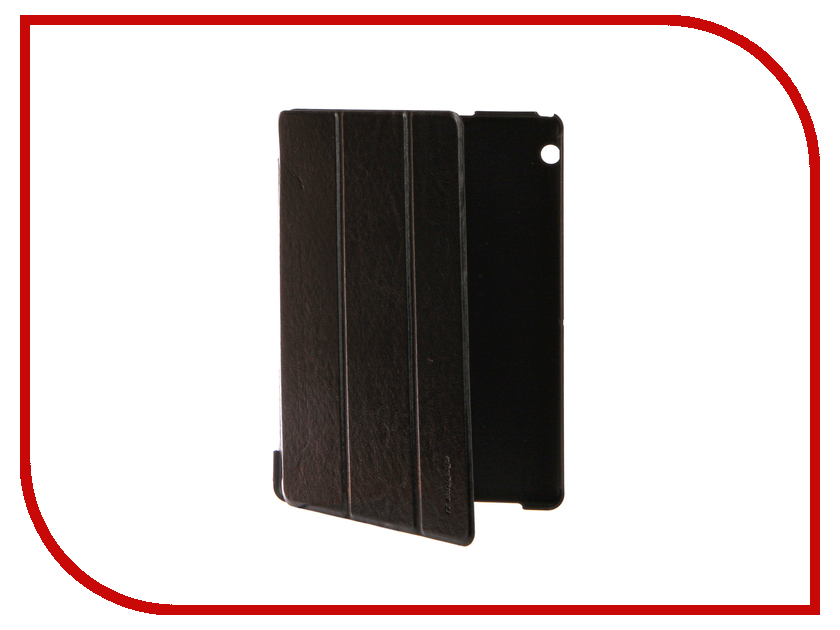 Аксессуар Чехол Huawei Media Pad T3 10 IT Baggage Black ITHWT3105-1