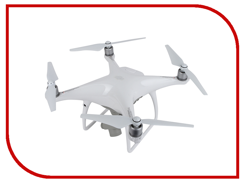 Квадрокоптер DJI Phantom 4 Advanced квадрокоптер dji phantom 4 pro v2 0 белый