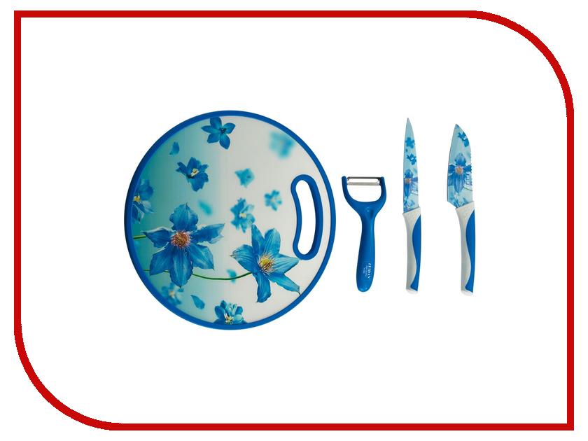 Набор ножей Zeidan Z-3076 zeidan z 50170 fanni