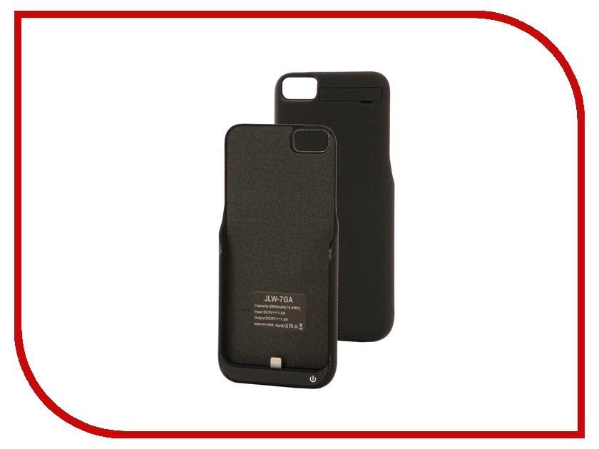 Аксессуар Чехол-аккумулятор Activ JLW 7GA для iPhone 7 2800 mAh Black 66001 чехол аккумулятор