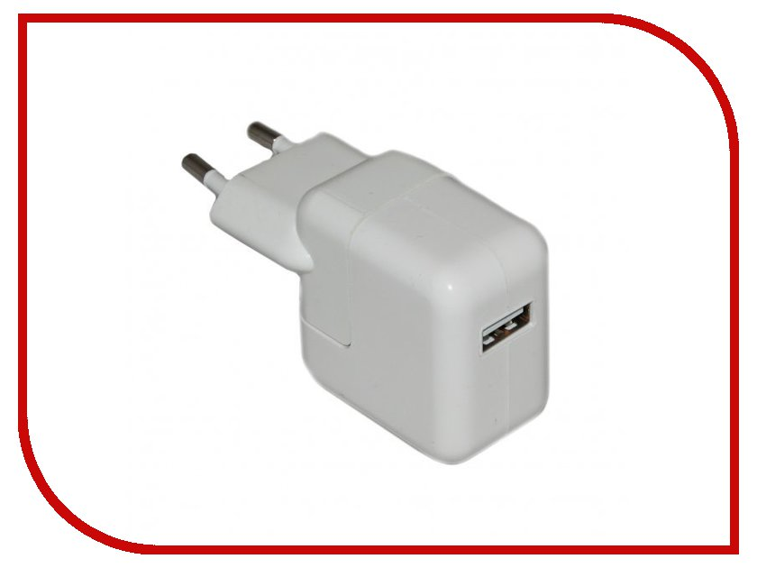 Аксессуар Activ для APPLE iPad USB 1000 mA White 17084