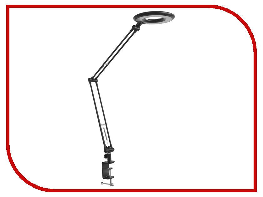 Настольная лампа Navigator 71 574 NDF-C005-9W-4K-BL-LED Black настольная лампа navigator 61 323 ndf d012 8w 5k bl led black