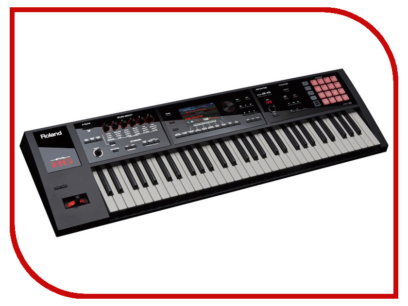 Синтезатор Roland FA-06