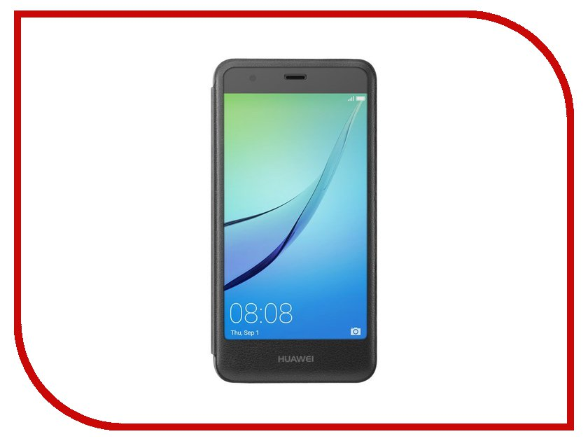 все цены на Аксессуар Чехол Huawei Honor Nova Smart Cover Dark Grey 51991765 онлайн