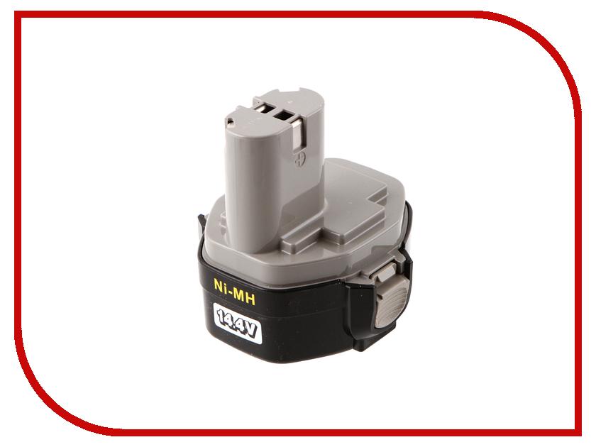 Аккумулятор Makita 1434 Ni-Mh 14.4V 2.5Ah Стержень 193101-2 2150mah 6v ni mh pb 33 battery for kenwood handheld transceiver h22at th42at th44at th79a tk208 tk308 tk44at