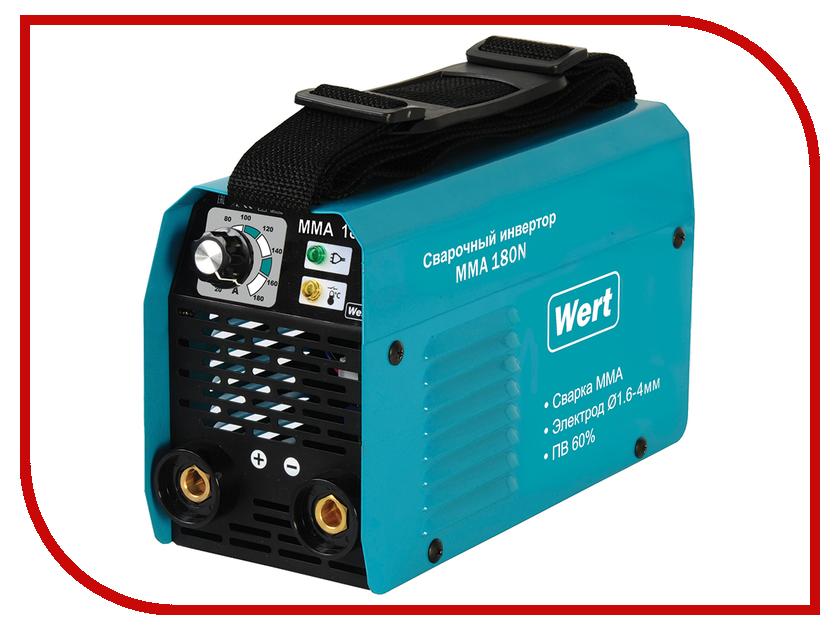 Сварочный аппарат Wert MMA 180N материнская плата supermicro mbd x11sae f o soc 1151 ic236