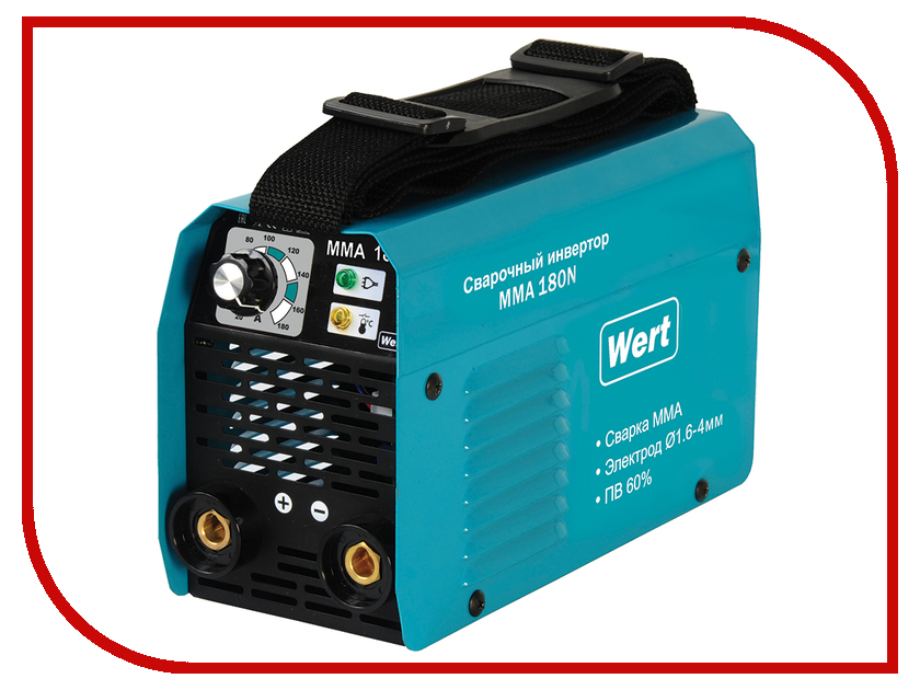 Сварочный аппарат Wert MMA 180N ipush wi fi display dlna airplay receiver dongle white