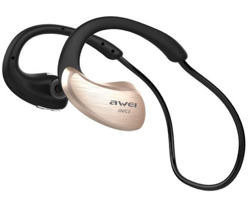 Наушники Awei A885BL Gold 09210
